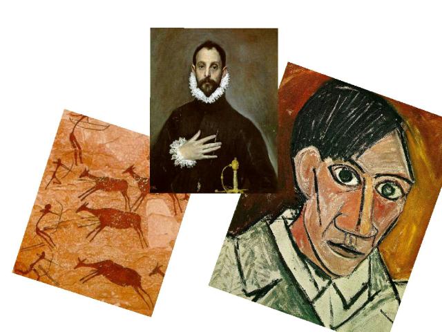 El Greco by oscar guillen
