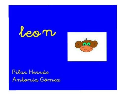 LEO CON LA N by pilitoninas primitivas