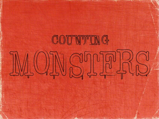 counting monsters by azael mariscal