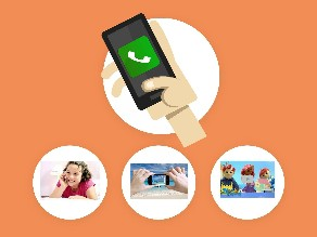 Wat kan je doen met een telefoon? by Educatie Amstelland