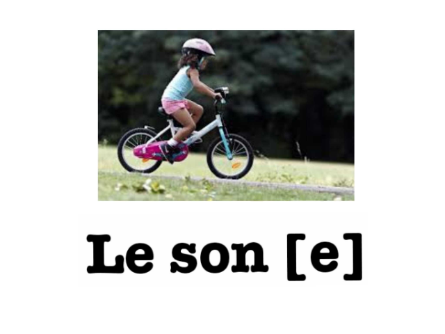 25. Le son [e] by Arnaud TILLON