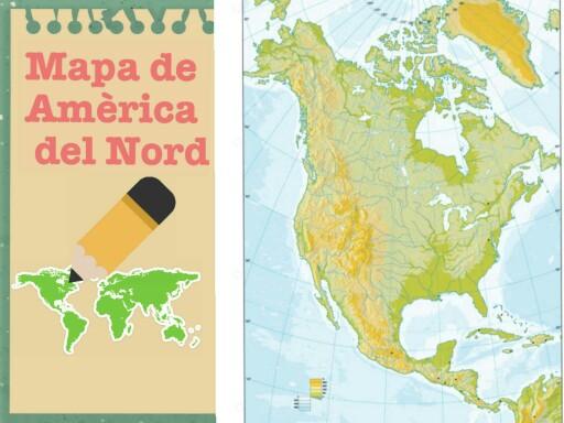 Amèrica del nord  by Nerea Minguez Canós