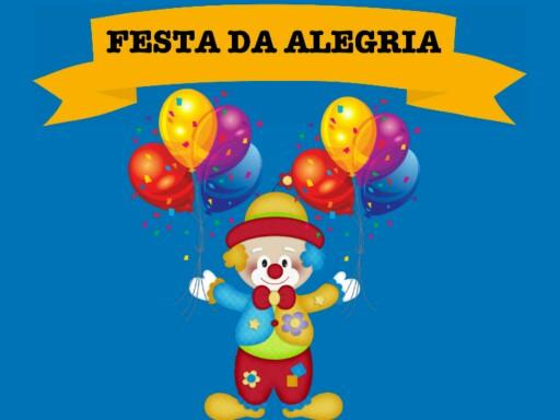 Festa da Alegria by Tobrincando Ufrj