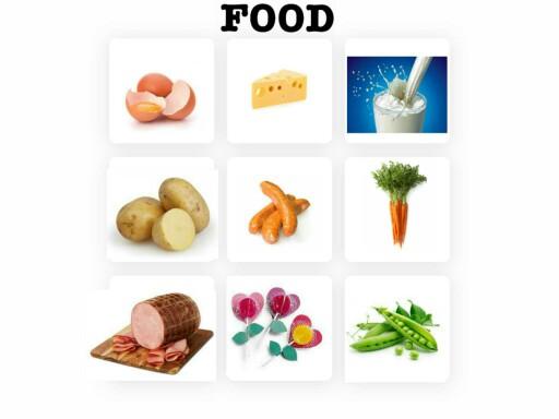 Simple Food by Katarzyna Góralczyk