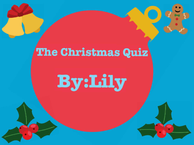 The Christmas Quiz by Twilight Sparkle