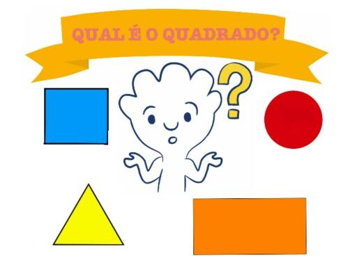 Qual é o quadrado? by Tobrincando Ufrj