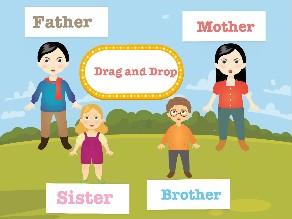 The family  by شمس الكون