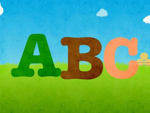 حروف ABC by Ali Ali