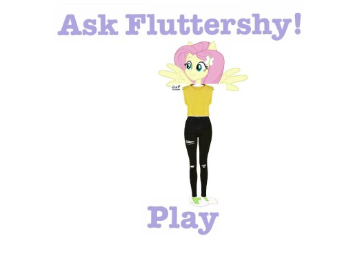 Ask Me! by Fluttershy <3