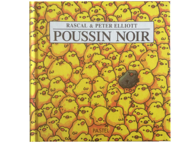 les couvertures des albums by Murielle Ducroo