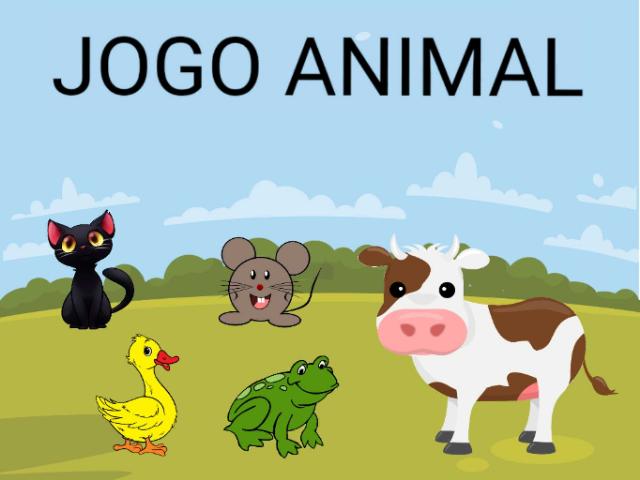 JOGO ANIMAL by Tobrincando Ufrj