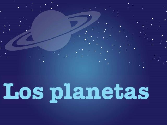 Los planetas by Alberto Rubio