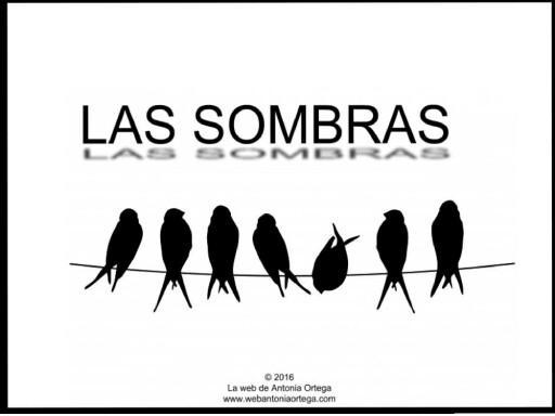 LAS SOMBRAS I by Antonia Ortega López