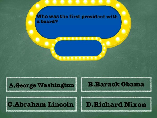 Guess the president by Richard Boone