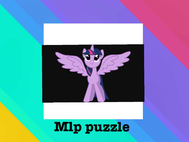 mlp puzzle by Isabella Abbott