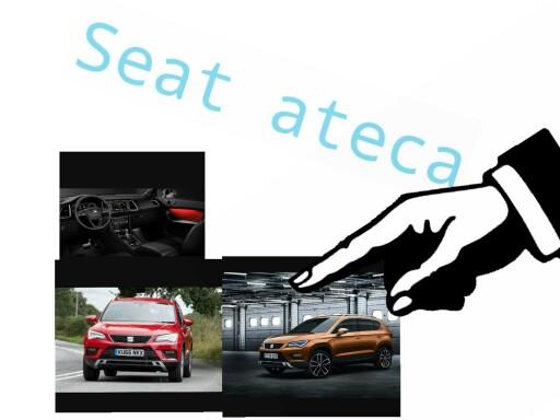 Hola mi nombre es seat ateca  by Gonzalo Albala