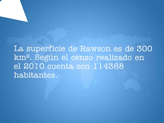 Rawson  by Ezequiel Garrido