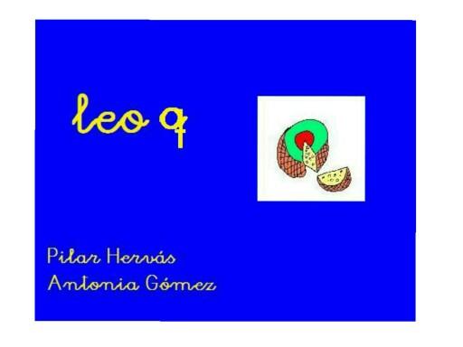 LEO CON LA Q by pilitoninas primitivas