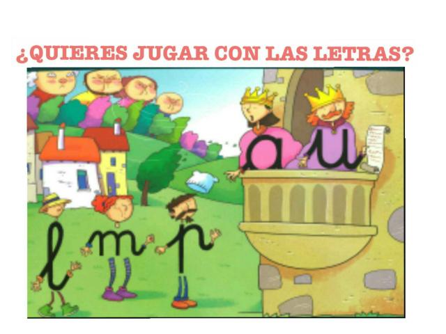 Juego de lectoescritura by Alvaro Gonzalez Garcia