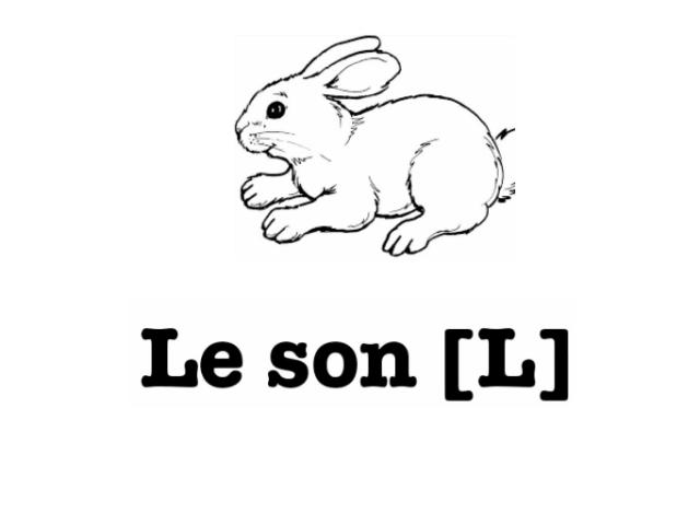 14. Le son [L] by Arnaud TILLON
