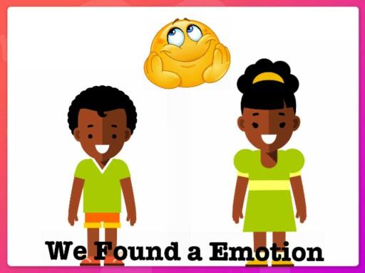 We Found a Emotion by Samar Williams