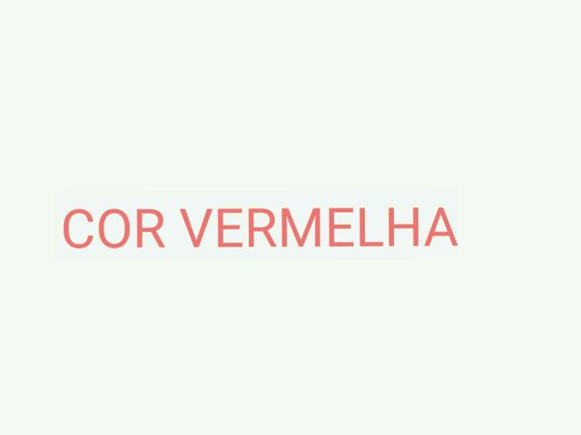 Cor Vermelha  by Williane Monte