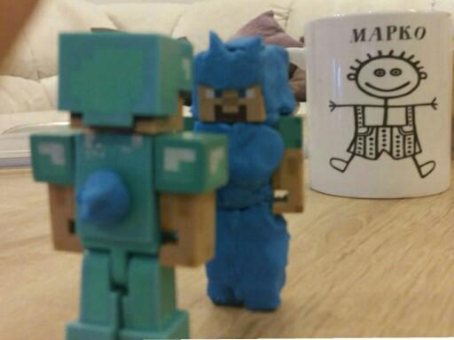minecraft mlp by Mi Lo