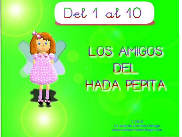 Del 1 al by Antonia Ortega López