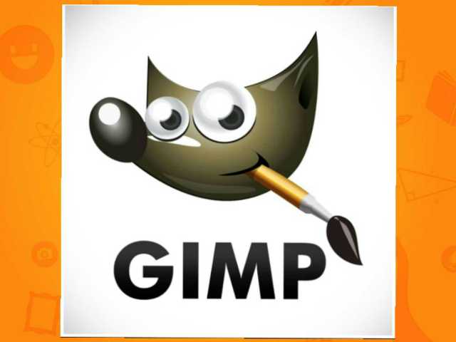 starter activity to introduce GIMP icon for grade 1 by Asma Sowaileh