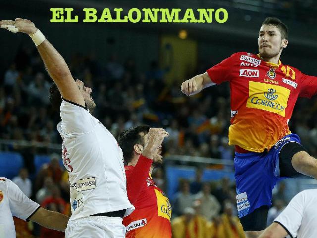 El fútbol y el balonmano  by Carlos Sanz Pavía