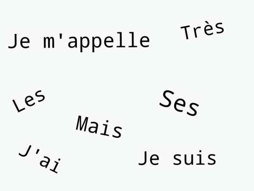 les mots outils cp première période by Alexandra Roux
