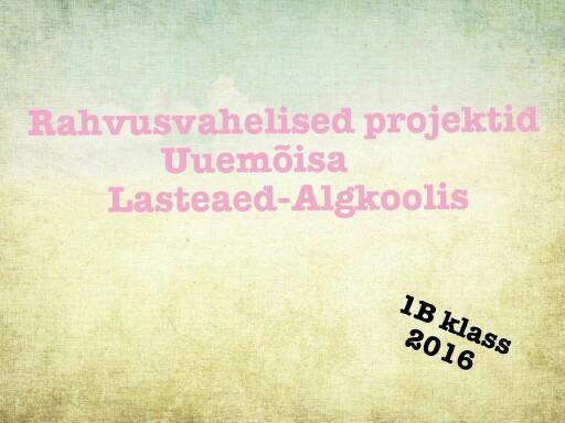 ULA projektid by Moonika Nerman