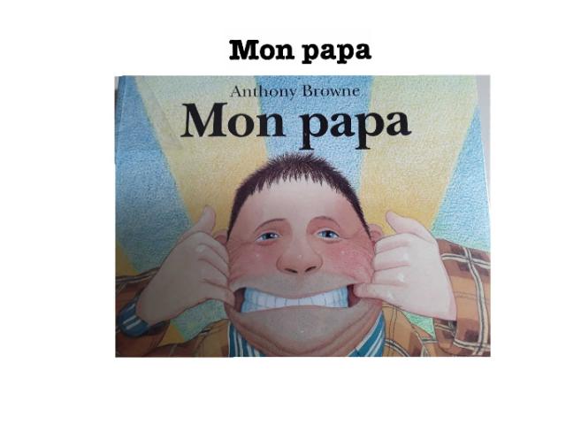 Mon papa by Tablette RDRI