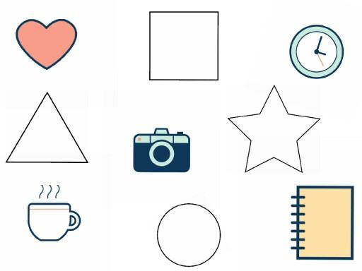 formas y objetos by Beatriz Yerro Izco