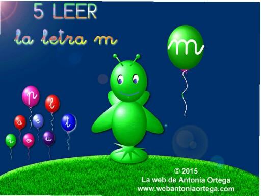 5LEER M by Antonia Ortega López