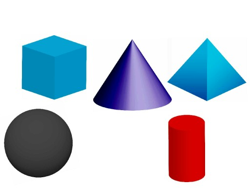 Today, we will learn about the 3-D shapes!!!!!!!!! by saya brown