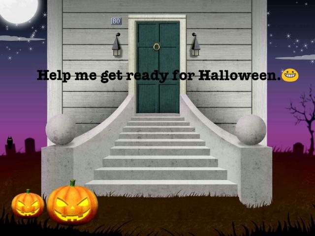 halloween game by ava notario