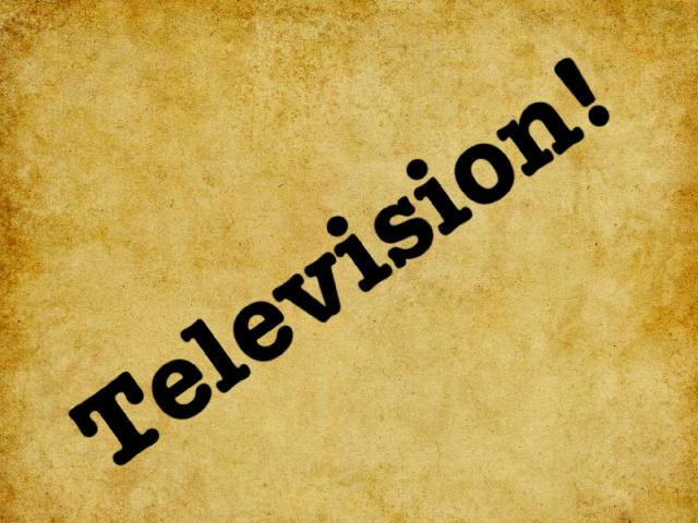 TV! by rammah hussam