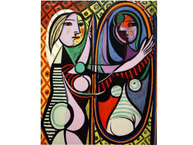 alfredo di stefano Picasso  by Virginia