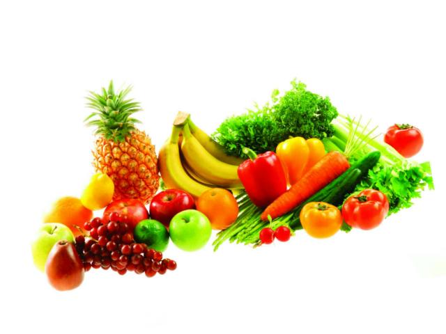 овощи и фрукты by Marina Zaytseva