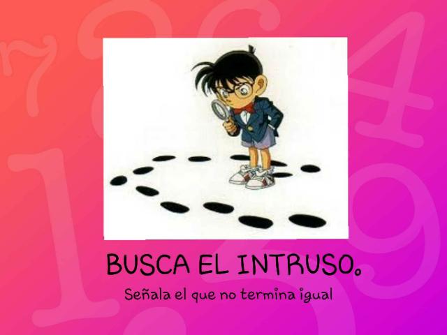 INTRUSO 1 by Maria Isabel Diaz-ropero Angulo