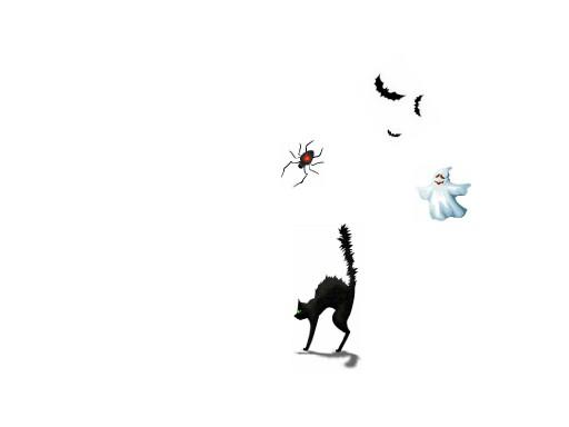 Halloween hide and seek by Arianna Carnes