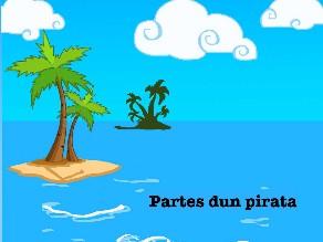 Partes dun pirata by Tamara Rial