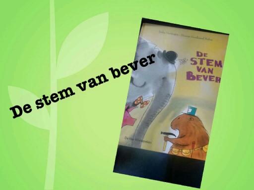 de stem van bever by Sanne de Jong