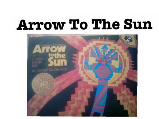 arrow to the sun by Jamie Haynes