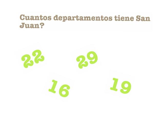 San Juan-Argentina by Sexto2da TT