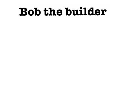 bob the builder dvds by mcpake family