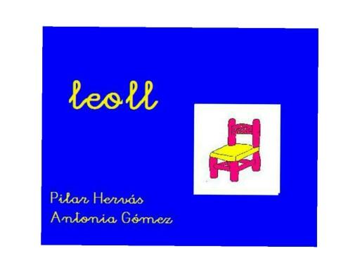 LEO CON LA LL by pilitoninas primitivas