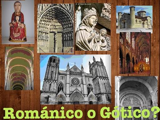 Románico by Mercedes Hevia Gómez