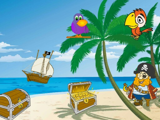Piraten thema kleuters by Kim --